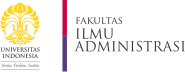 Pascasarjana Fakultas Ilmu Administrasi Logo